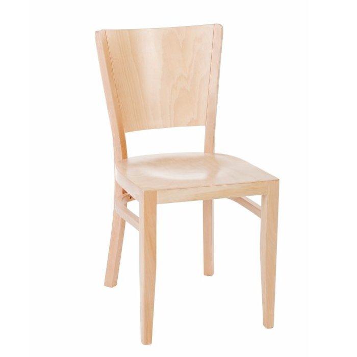 Mieszko Wooden Chair – Natural