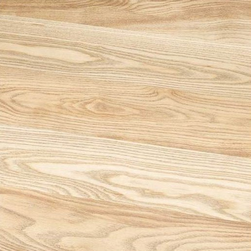 Solid Ash Table Top Ø650 – Natural Stain