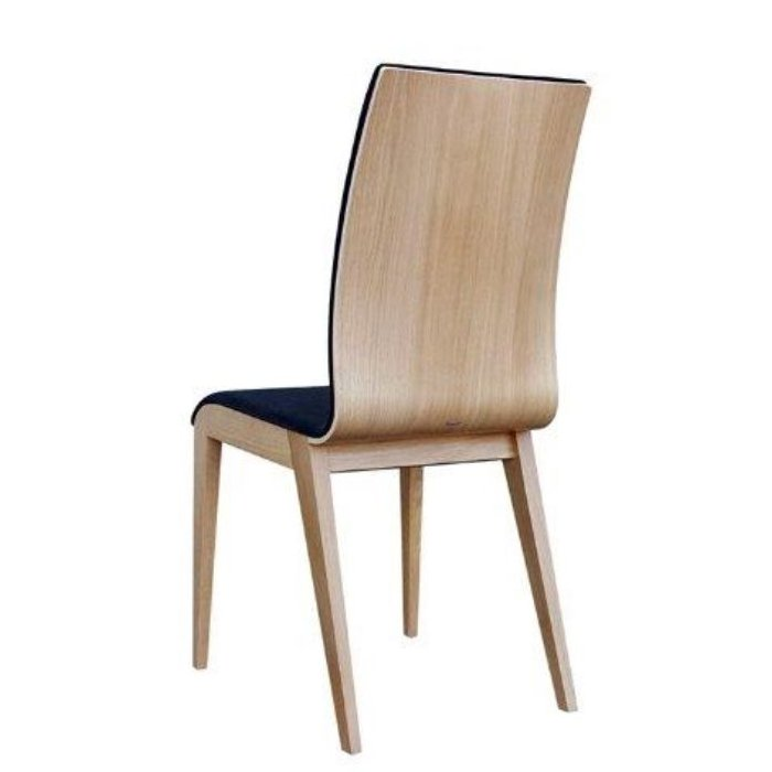Quadro Cushioned Chair – Natural (View of Chair Back)