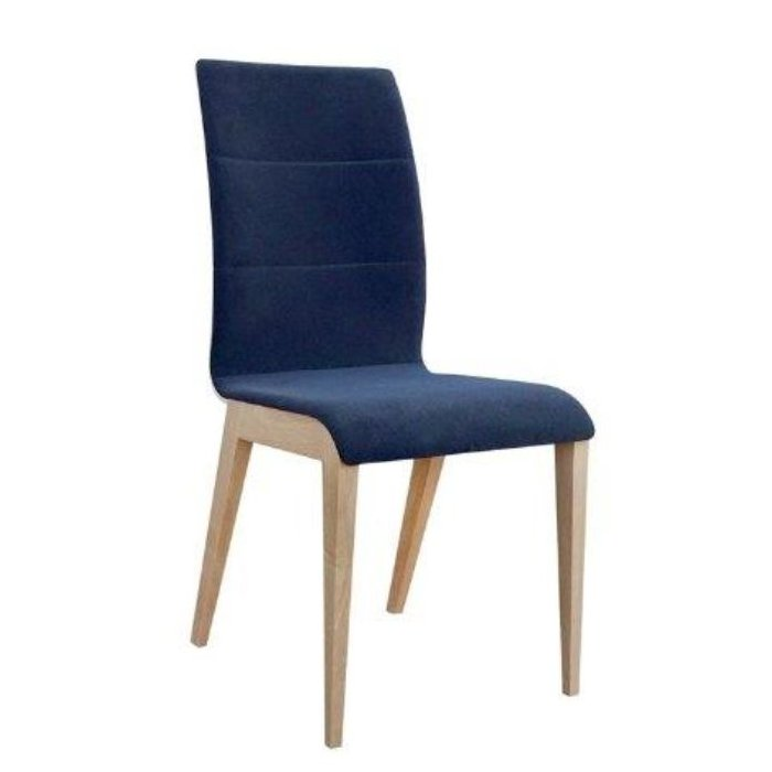 Quadro Cushioned Chair  – Natural