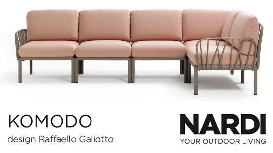 Komodo Modular Outdoor Lounge Suite