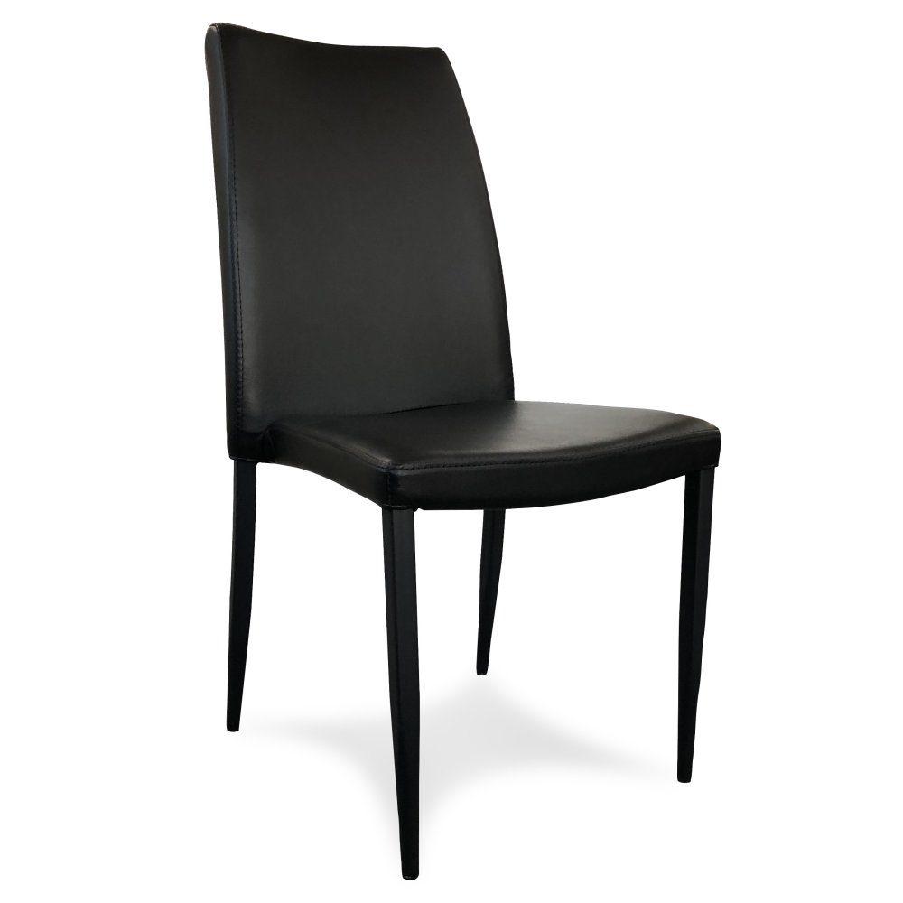 Manoli Dining Chair – Black