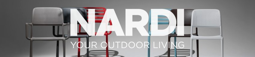 Nardi Outdoor Furniture NZ Banner