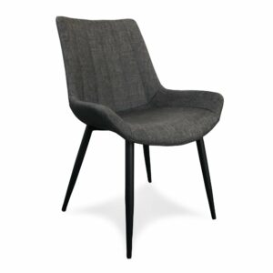 Palermo Dining Chair - Grey