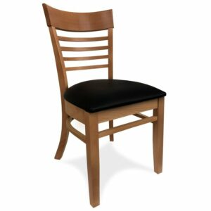Chicago Wooden Dining Chair - Natural