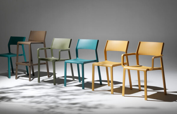 Trill Range - Armchairs, Bistro Chairs, Bar Stools (Showroom Photo)