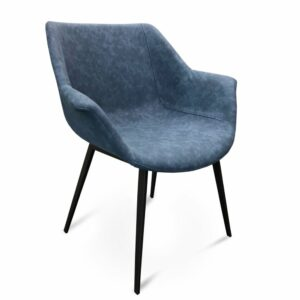 Mendoza Dining Chair in Blue