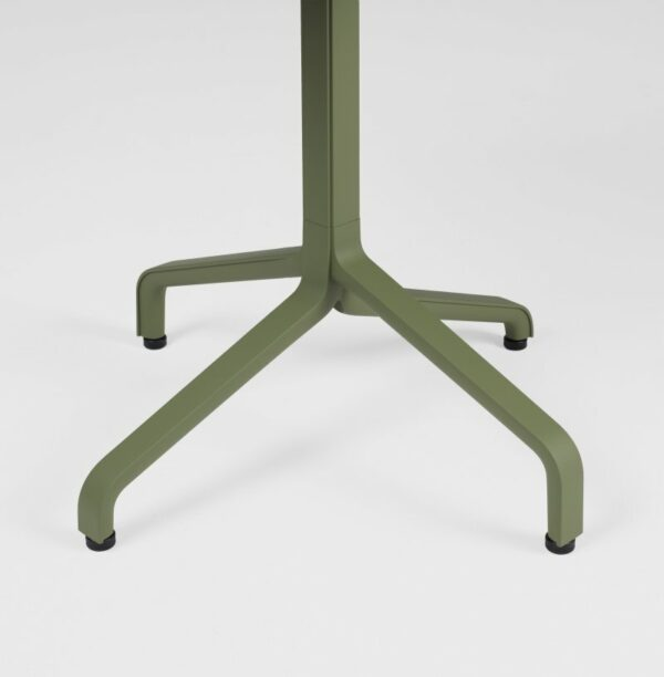 Close Up on Frasca Mini Table Base Feet