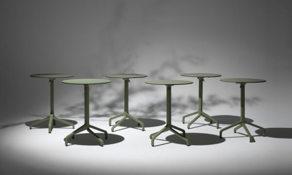 Frasca Mini Foling Table Bases Contract Image