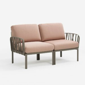 Outdoor Sofa - Komodo 2-Seater