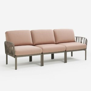 Outdoor Sofa - Komodo 3-Seater