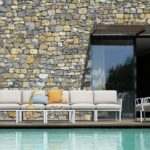 Outdoor Lounge Furniture – Komodo 11-Piece by Pool
