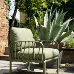 Arm Chair in Komodo 8-Piece Outdoor Lounge Set