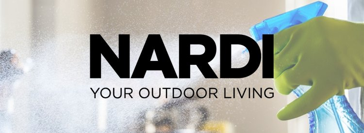 how to clean nardi outdoor furniture guide banner
