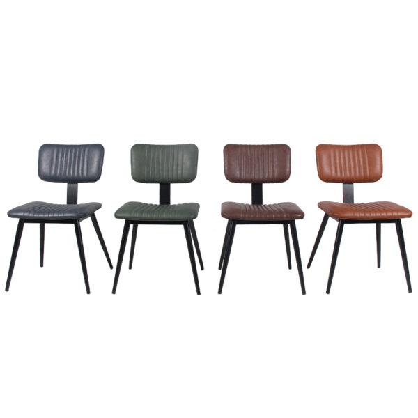 ByDezign Aviator Mid-Century Modern Dining Chairs Colour Range