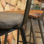 Aviator Mid-Century Modern Tall Bar Stools – Seats