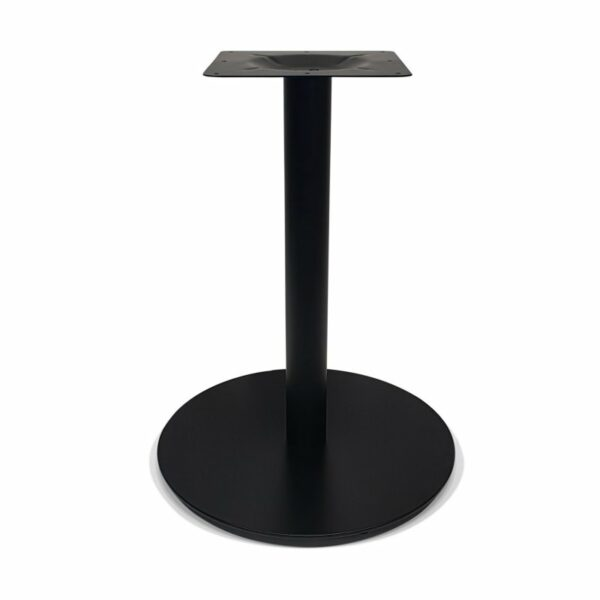 ByDezign Round Plate Table Base Ø560 – Black