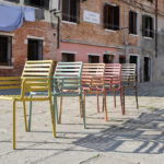 NARDI Doga Armchair Colour Range in Venice Streets